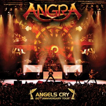 Testi ANGELS CRY 20TH ANNIVERSARY TOUR