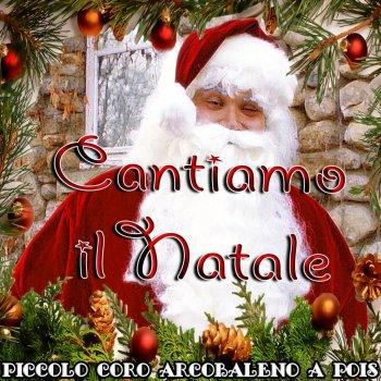 A Tutti Buon Natale Canzone.Buon Natale A Tutti Voi Testo Piccolo Coro Arcobaleno A Pois Mtv Testi E Canzoni