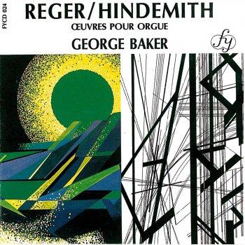 Testi Reger & Hindemith: Organ Works