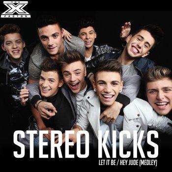 Testi Let It Be / Hey Jude Medley (X Factor Performance)