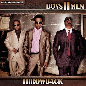 Human Nature by Boyz II Men - cover art
