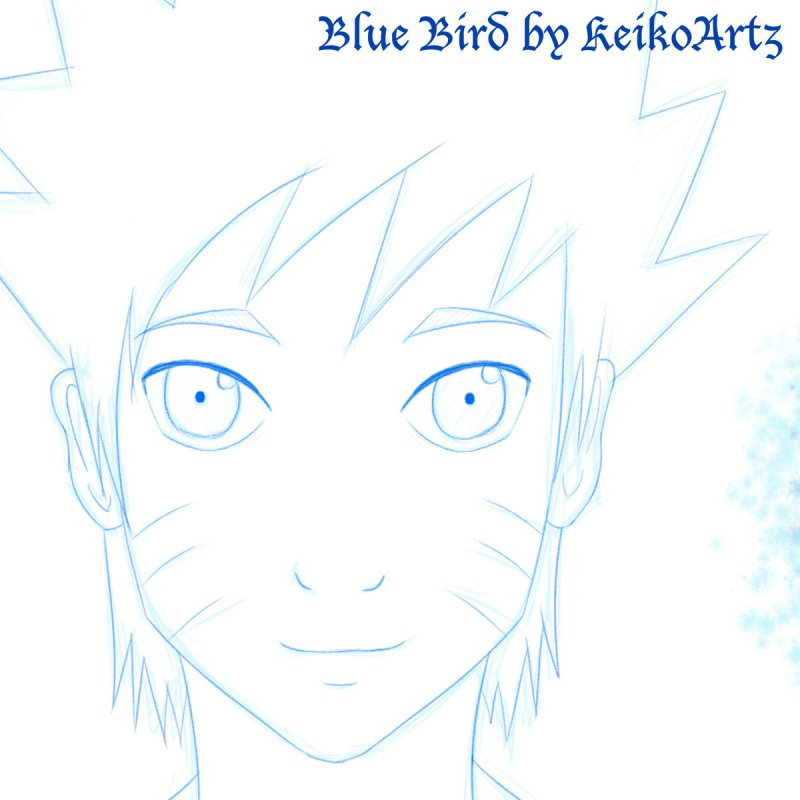 Keikoartz Blue Bird Naruto Shippuden Lyrics Musixmatch