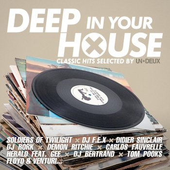 Testi Deep in Your House (Classic Hits Selected by UN*DEUX)