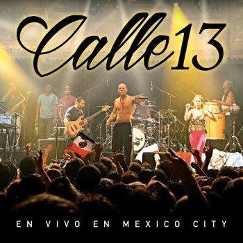 Testi En Vivo En Mexico City (Live)