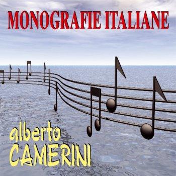 Testi Monografie italiane: Alberto Camerini