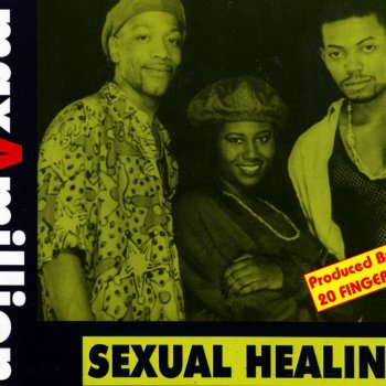 Sexual healing max-a-million lyrics