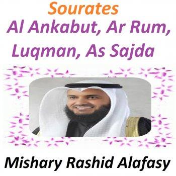 Testi Sourates Al Ankabut, Ar Rum, Luqman, As Sajda (Quran - Coran - Islam)