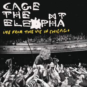 Rubber Ball (Live) by Cage the Elephant - cover art