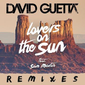 Lovers on the Sun (Stadiumx Remix) by David Guetta feat. Sam Martin - cover art