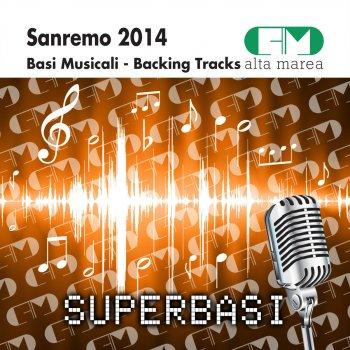 Testi Basi Musicali Sanremo 2014 (Backing Tracks Altamarea)