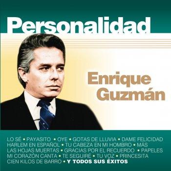 Adiós Mundo Cruel Goodbye Cruel World Testo Enrique Guzman Mtv Testi E Canzoni