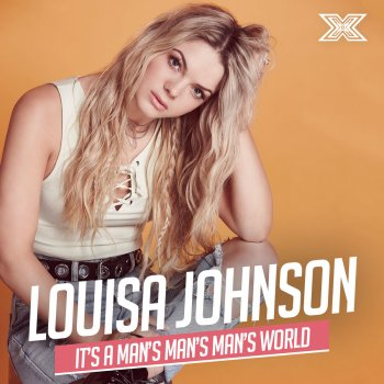 Testi It's a Man's Man's Man's World (X Factor Second Performance)