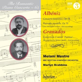 Testi Albéniz & Granados: Piano Concertos
