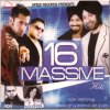16 Massive Hits Various Artists - cover art