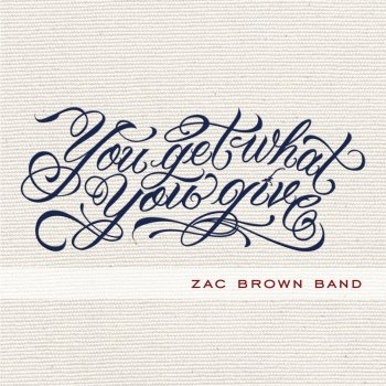 Colder Weather by Zac Brown Band - cover art