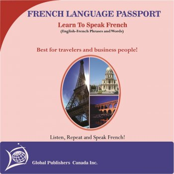 Testi Learn to Speak French: English-French Phrase and Word Audio Book