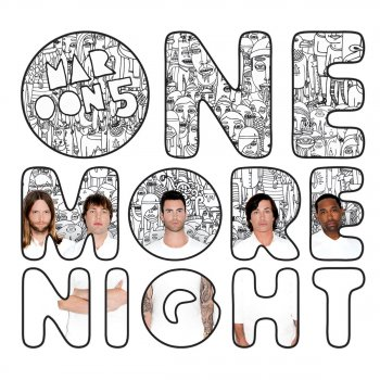 One More Night lyrics – album cover