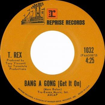 Testi Bang A Gong [Get It On] / Raw Ramp [Digital 45]