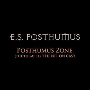 """Testi Posthumus Zone (The Theme to """"The NFL on CBS"""")"""
