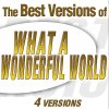 What A Wonderful World (Louis Armstrong Version) lyrics – album cover