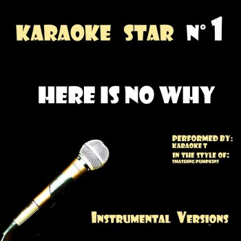 Testi Here Is No Why (in the style of Smashing Pumpkins) [Karaoké Versions]