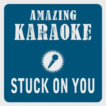 Testi Stuck on You (Karaoke Version) [Originally Performed By Lionel Richie]
