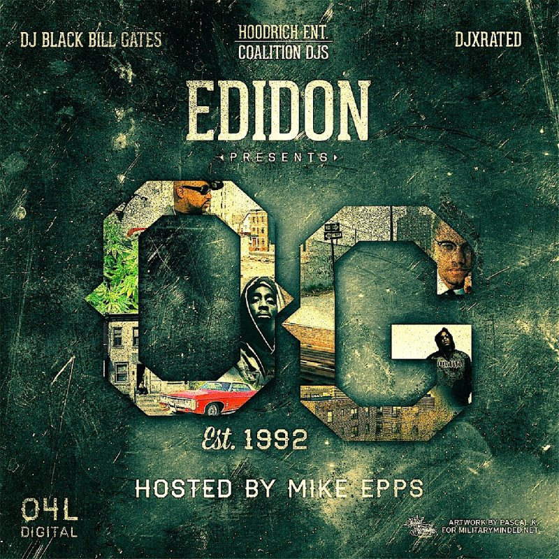 Edidon feat  Young Buck, Hussein Fatal & Young Noble