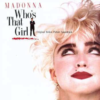 Who's That Girl - Soundtrack by Madonna - cover art