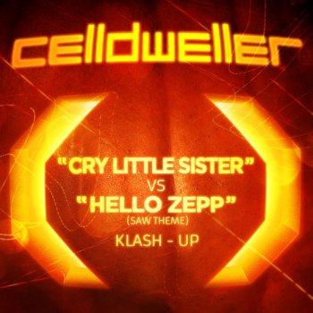 Testi Cry Little Sister vs. Hello Zepp