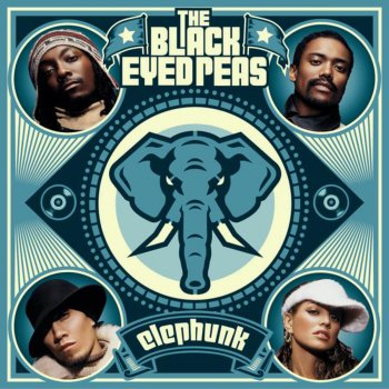 Shut Up by black eyed peas - cover art