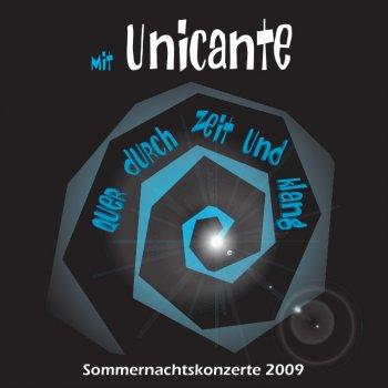 Testi Sommernachtskonzerte 2009: Mit Unicante quer durch Zeit und Klang