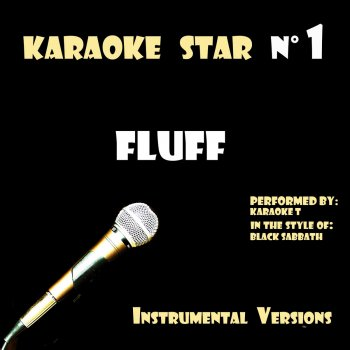 Testi Fluff (in the style of Black Sabbath) [Karaoke Versions]