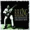 Definitive Greatest Hits B.B. King - cover art