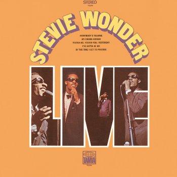 Testi Stevie Wonder Live