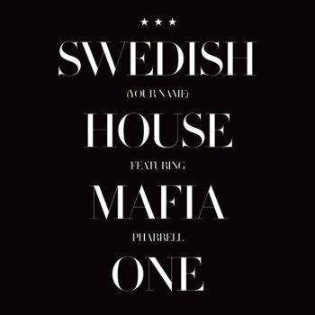One (radio edit) by Swedish House Mafia - cover art