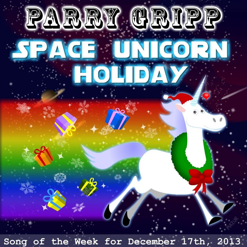 SPACE UNICORN CHORDS by Parry Gripp @ Ultimate-Guitar.Com