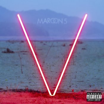Sugar by Maroon 5 - cover art