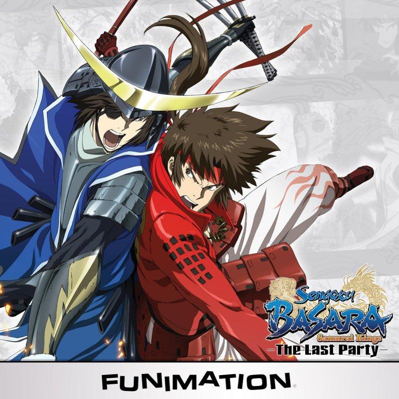 sengoku basara the last party characters