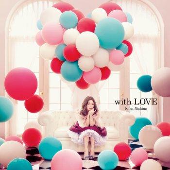 Love and Joy by 西野カナ - cover art