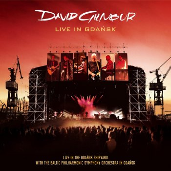 Testi David Gilmour: Live In Gdansk