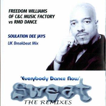 Testi SWEAT 3 (The Remixes) Feat. FREEDOM WILLIAMS