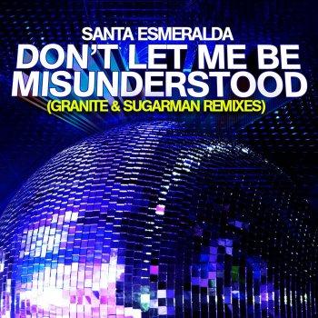Testi Don't Let Me Be Misunderstood (Granite & Sugarman Remixes)