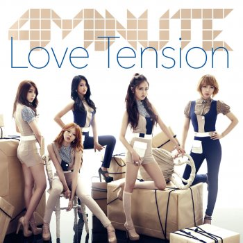 Love Tension - cover art