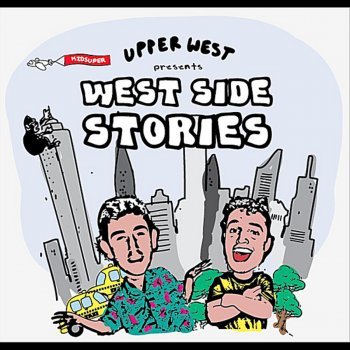 West Side Stories - cover art