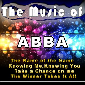 Testi The Music of Abba