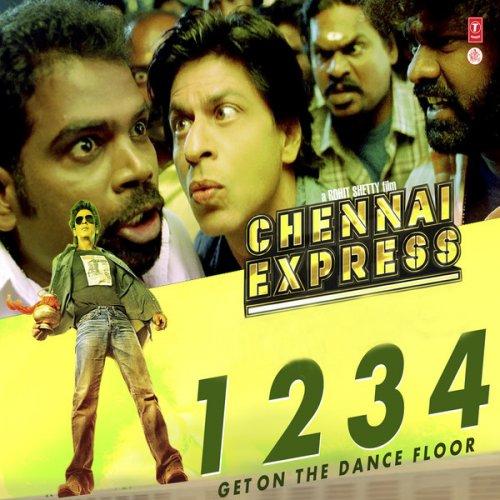 Vishal dadlani hamsika iyer sricharan kasturirangan 1 for 1 2 34 get on the dance floor lyrics