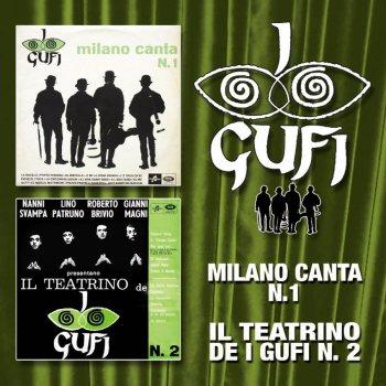 Testi Milano Canta N. 1 - Il teatrino dei Gufi N. 2