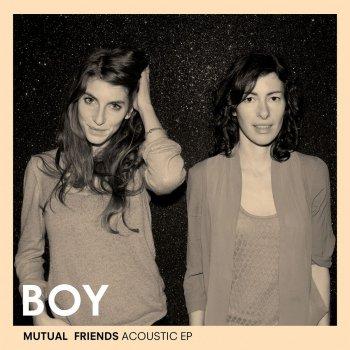 Testi Mutual Friends Acoustic