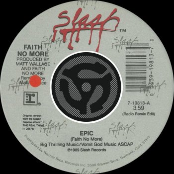 Testi Epic 9Radio Remix Edit) / Edge of the World
