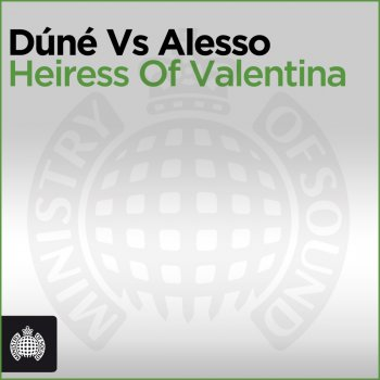 Heiress of Valentina (Alesso Instrumental) by Dune feat. Alesso - cover art